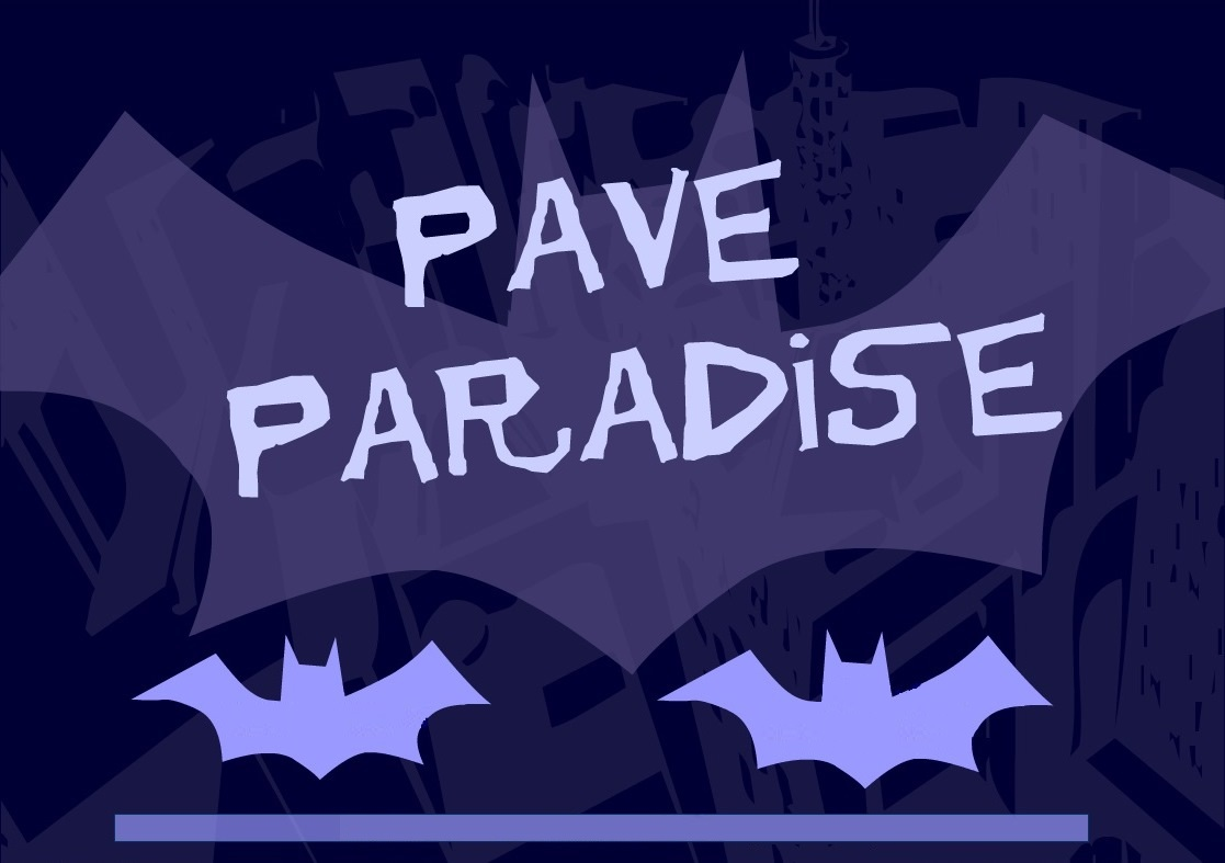 Gotham Girls (Webseries) Episode: Pave Paradise