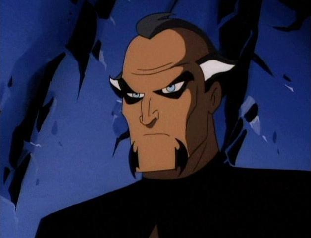 Batman (1992 TV Series) Episode: The Demon's Quest, Part I