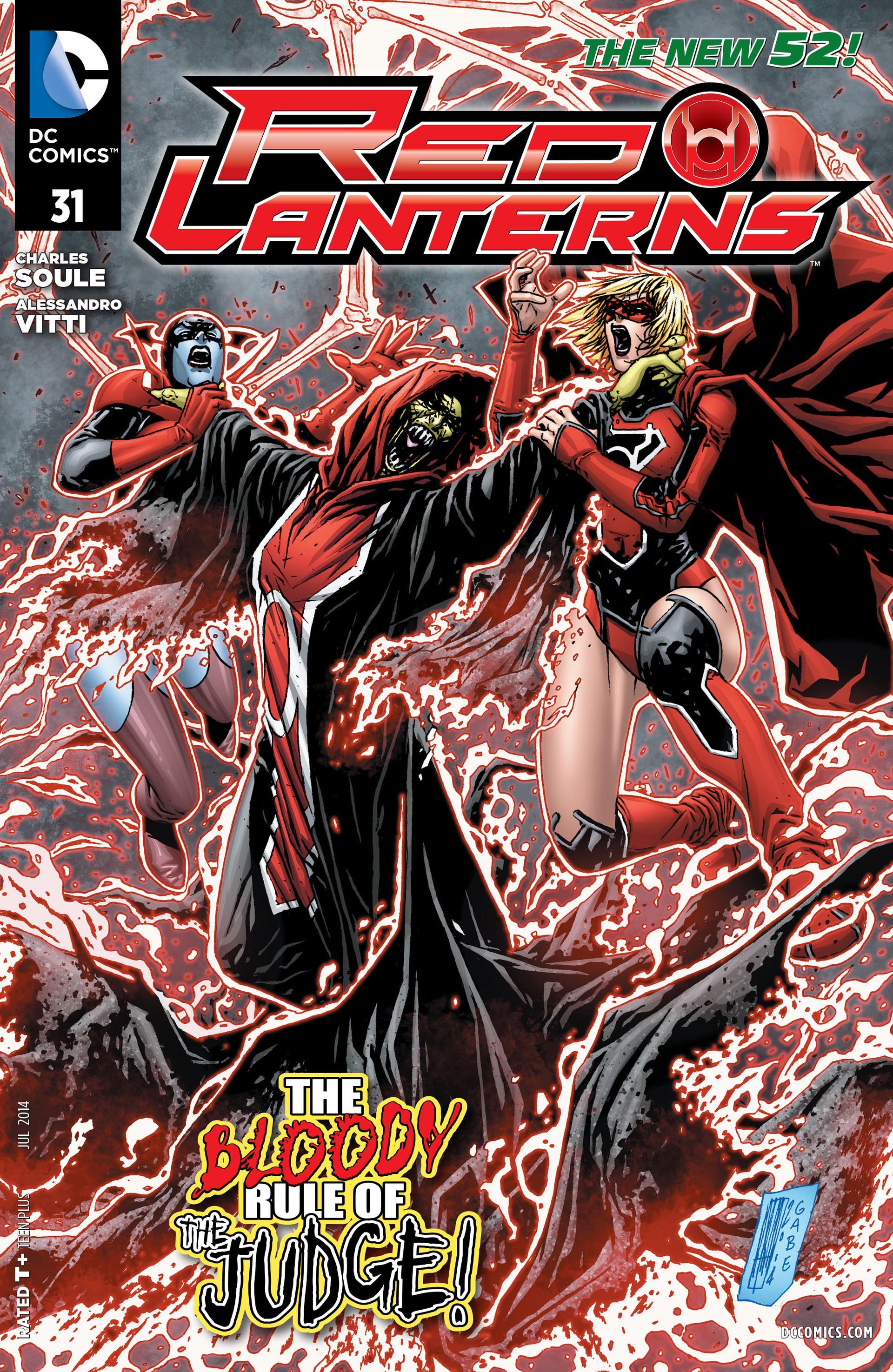 Red Lanterns Vol 1 31