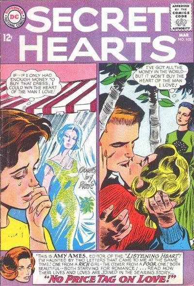 Secret Hearts Vol 1 102