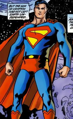 Superman Secundus (DC One Million)