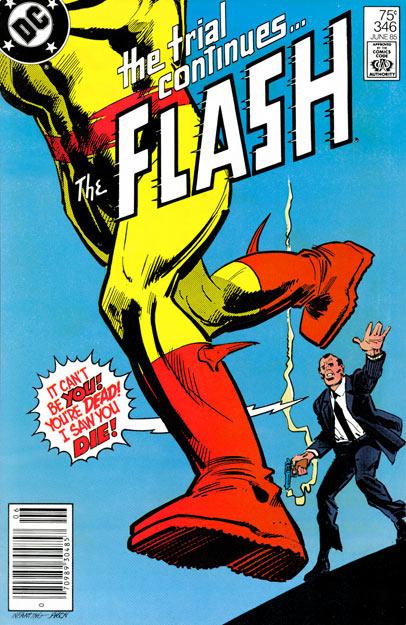 The Flash Vol 1 346