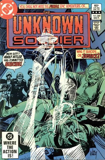 Unknown Soldier Vol 1 268