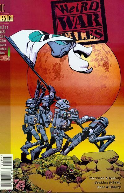 Weird War Tales Vol 2 3