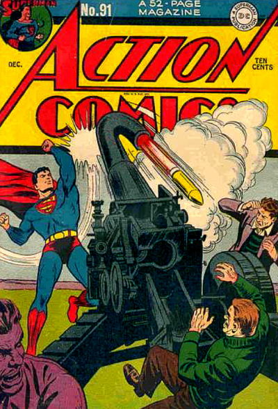 Action Comics Vol 1 91