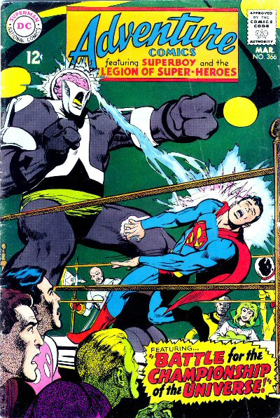 Adventure Comics Vol 1 366