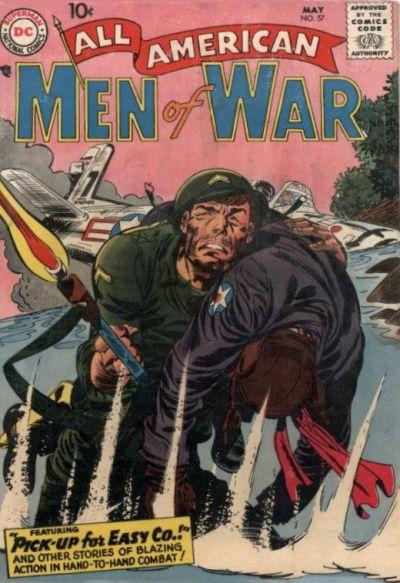 All-American Men of War Vol 1 57