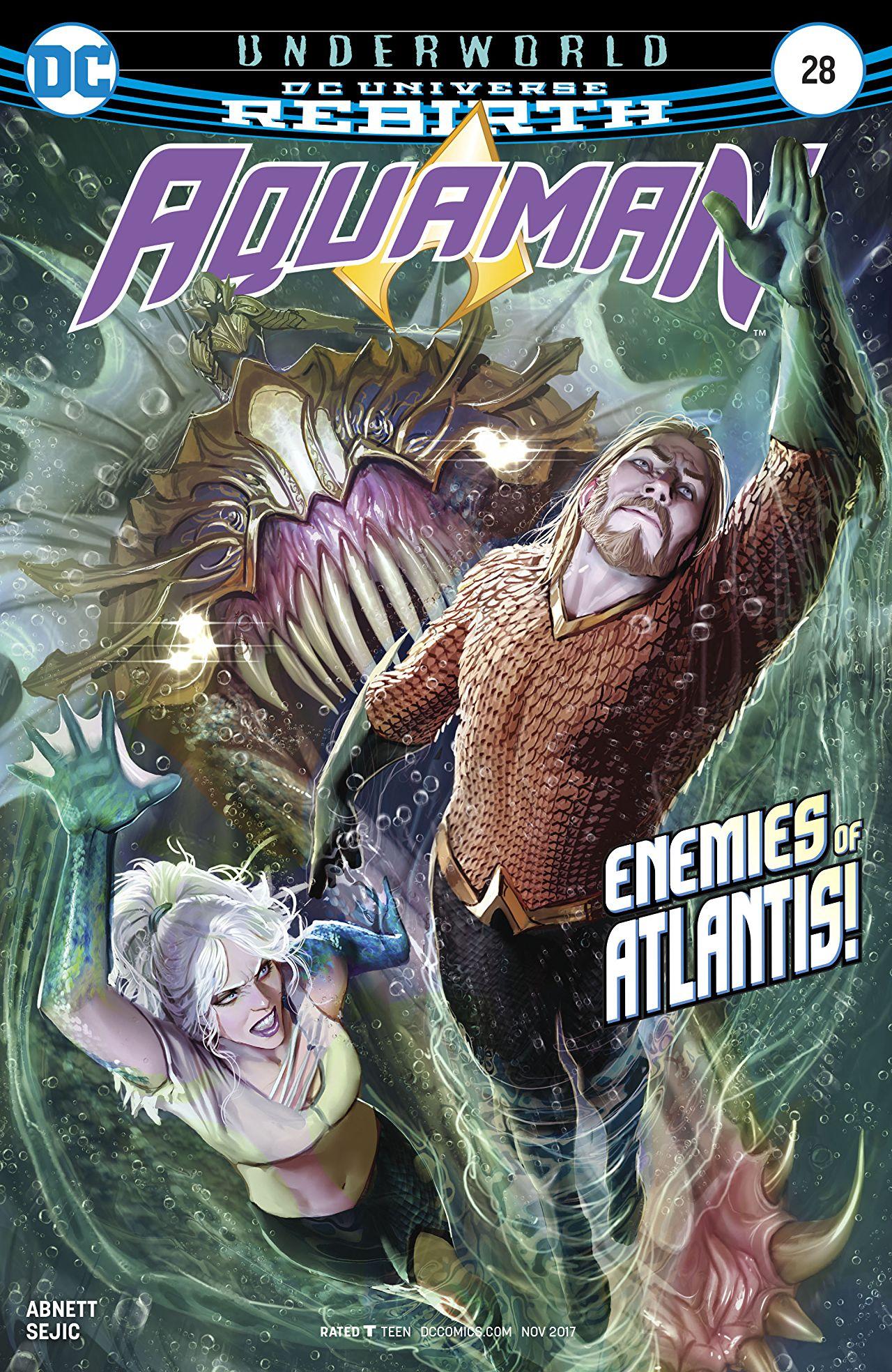Aquaman Vol 8 28