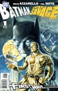 Batman Doc Savage Special 1