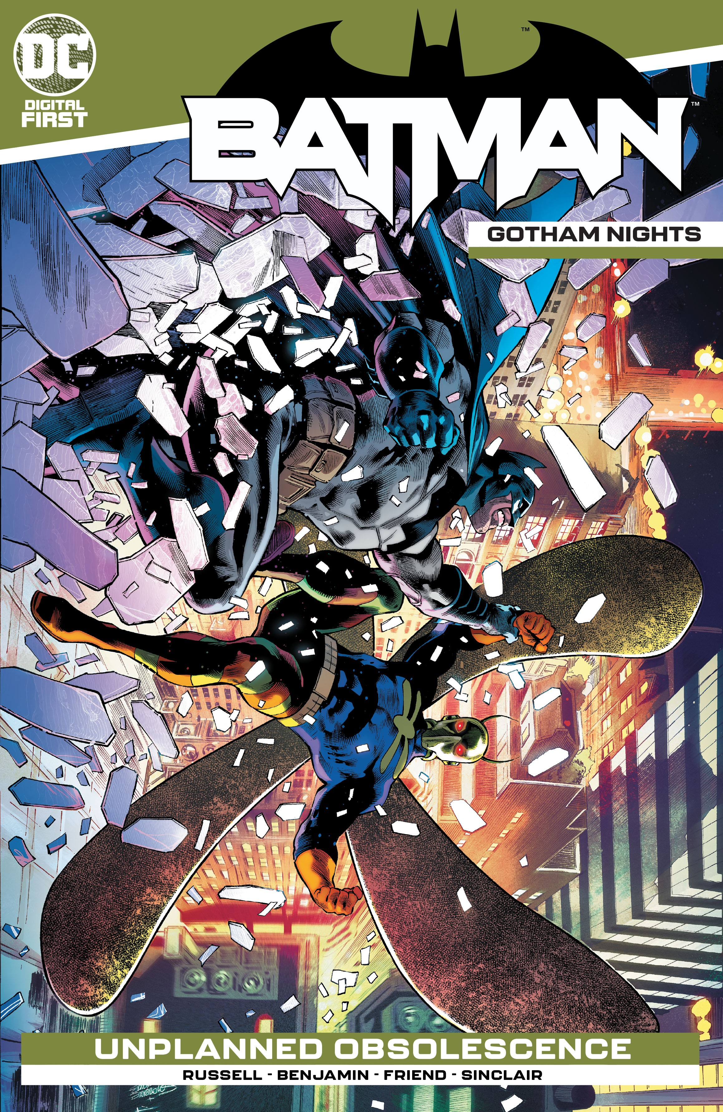 Batman: Gotham Nights Vol 1 7 (Digital)