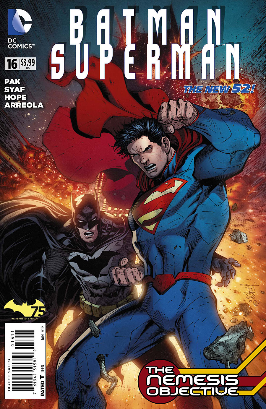 Batman/Superman Vol 1 16