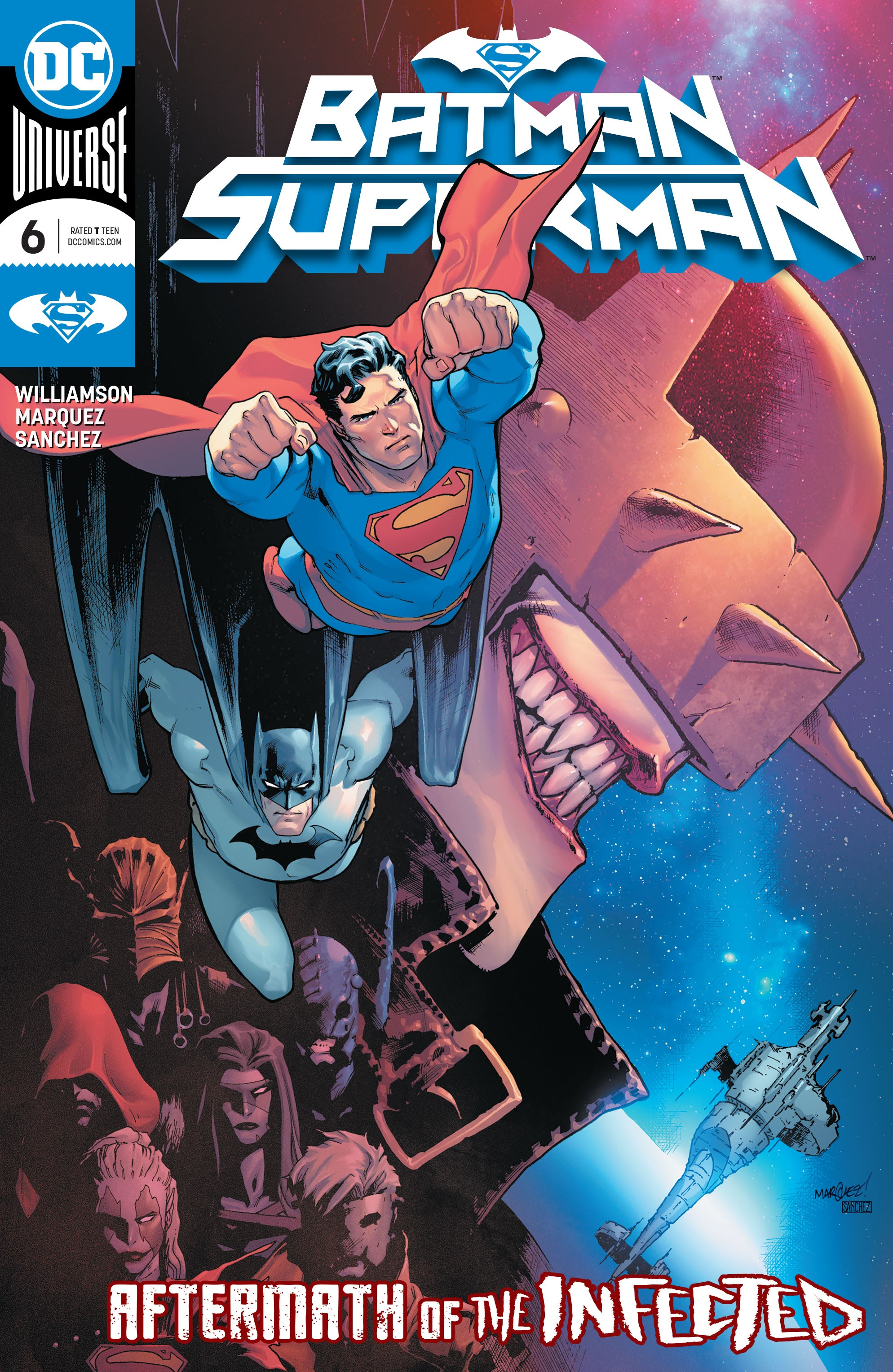 Batman/Superman Vol 2 6