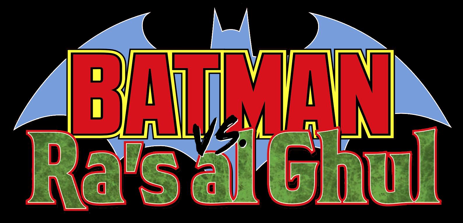 Batman vs. Ra's al Ghul Vol 1