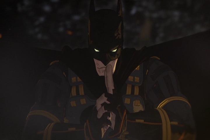 Bruce Wayne (Batman Ninja)