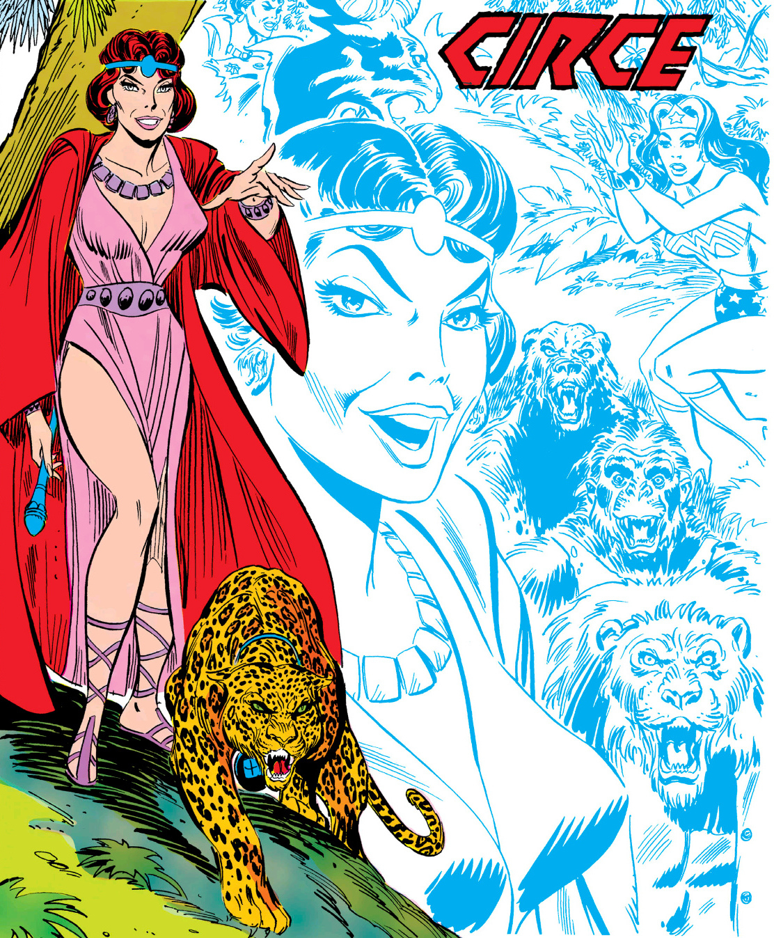 Circe (Earth-One)