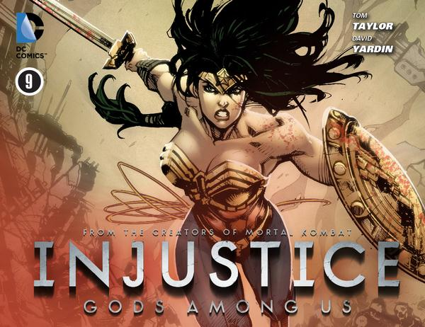 Injustice: Gods Among Us Vol 1 9 (Digital)