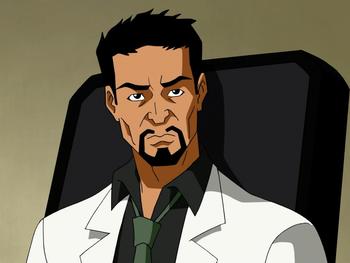 Eduardo Dorado, Sr. (Earth-16)
