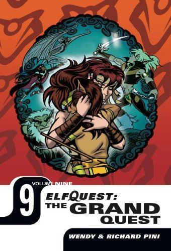 ElfQuest: The Grand Quest Vol. 9 (Collected)