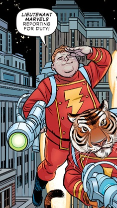 "Billy ""Fat Marvel"" Batson (Earth 5)"
