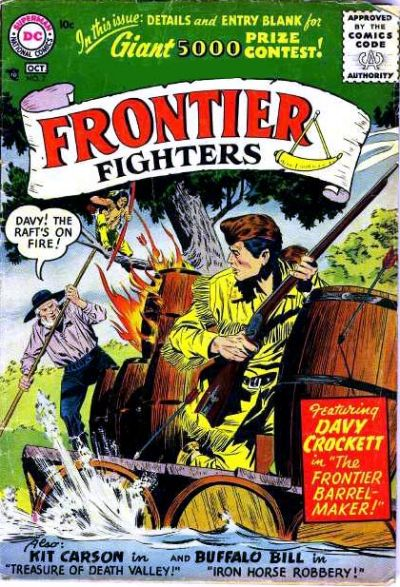 Frontier Fighters Vol 1 7