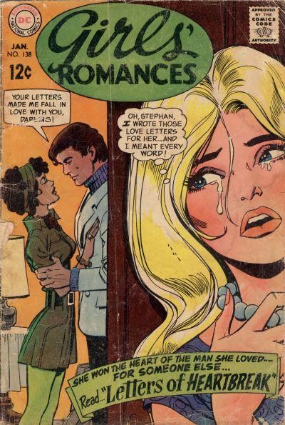 Girls' Romances Vol 1 138