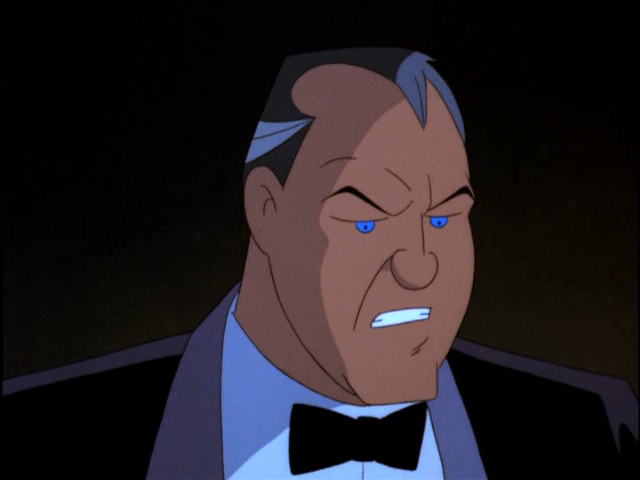 Gregory Belson (DCAU)