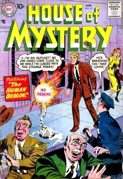House of Mystery Vol 1 65