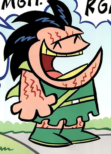 Kalibak (Tiny Titans)