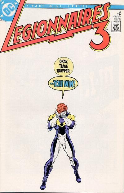 Legionnaires 3 Vol 1 4