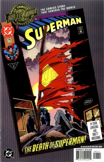 Millennium Edition: Superman Vol 2 75