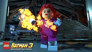 Plastique Lego Batman 001
