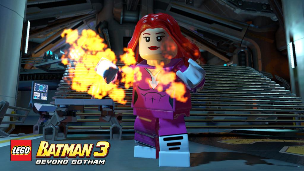 Bette Sans Souci (Lego Batman)