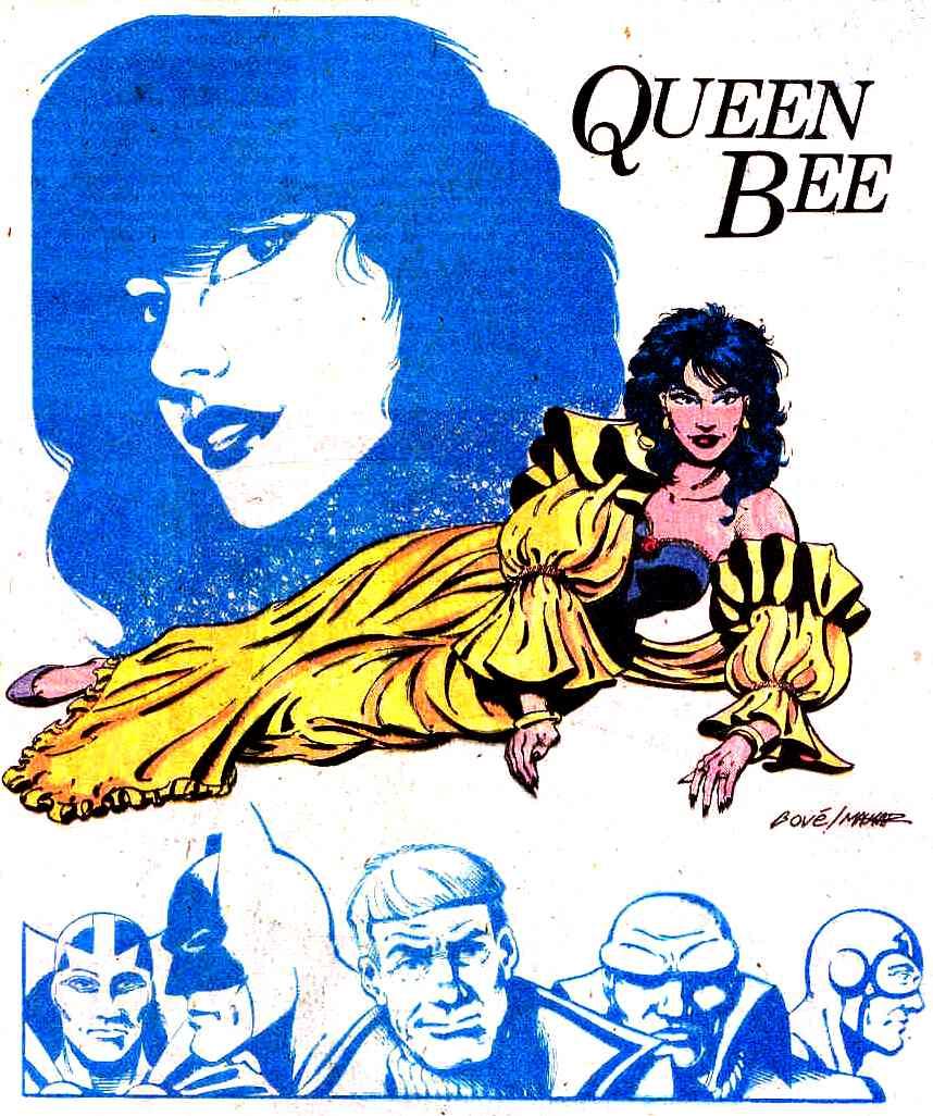 Queen Bee II (New Earth)
