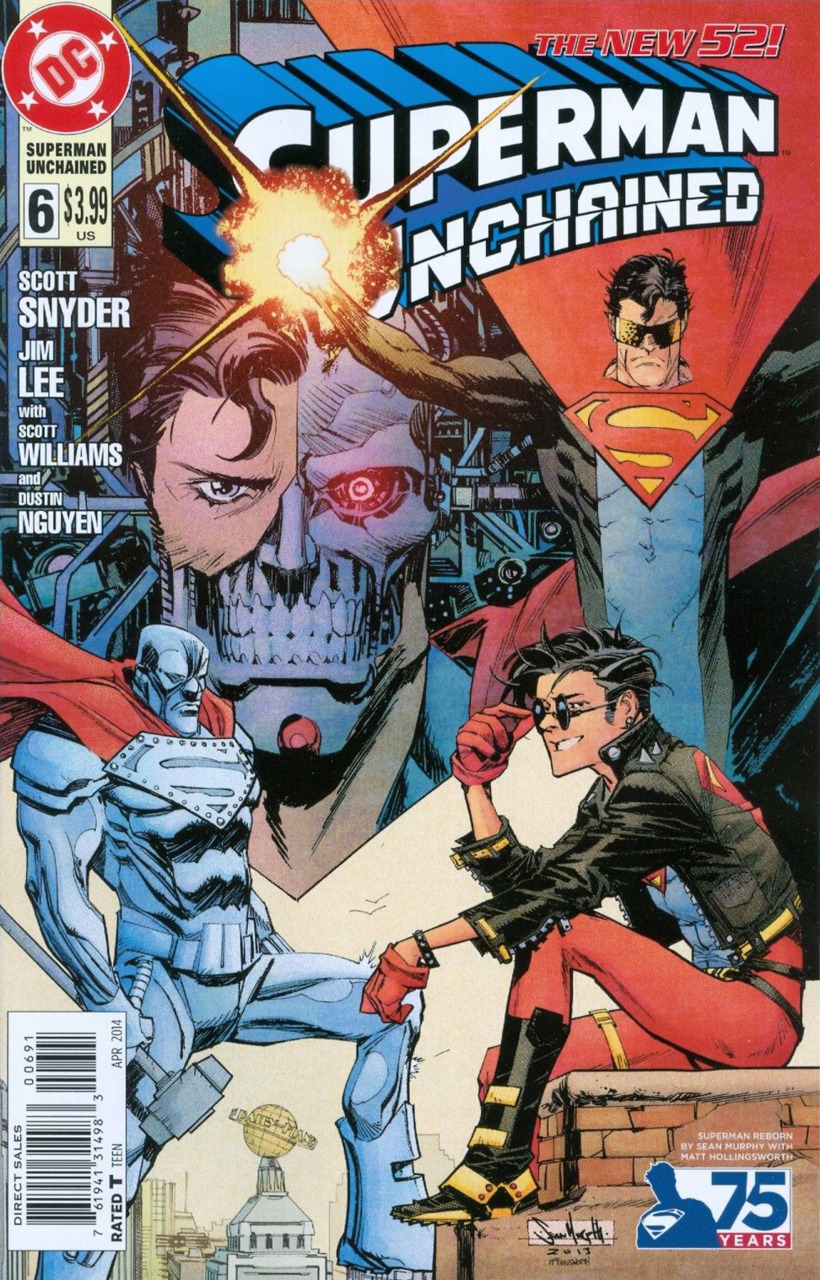 Superman Unchained Vol 1 6 Murphy Variant.jpg