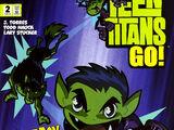 Teen Titans Go! Vol 1 2