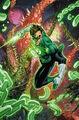 The Green Lantern Season Two Vol 1 6 Textless Variant