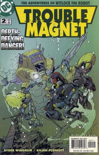 Trouble Magnet Vol 1 2