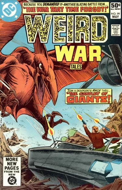 Weird War Tales Vol 1 99