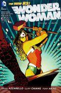 Wonder Woman Guts