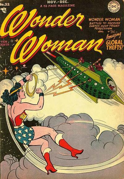 Wonder Woman Vol 1 32