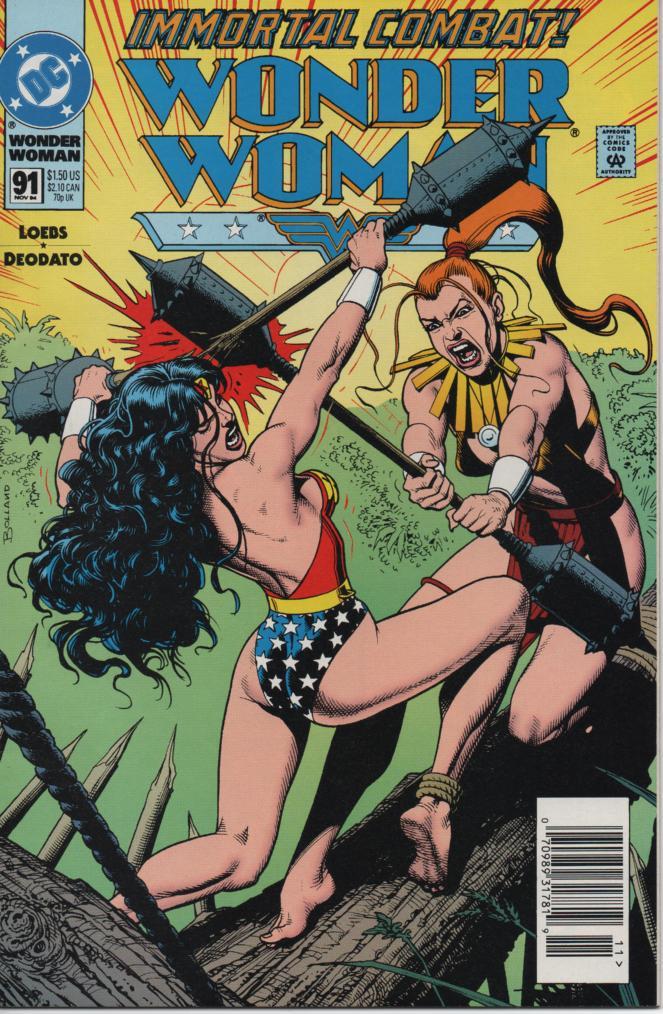 Wonder Woman Vol 2 91