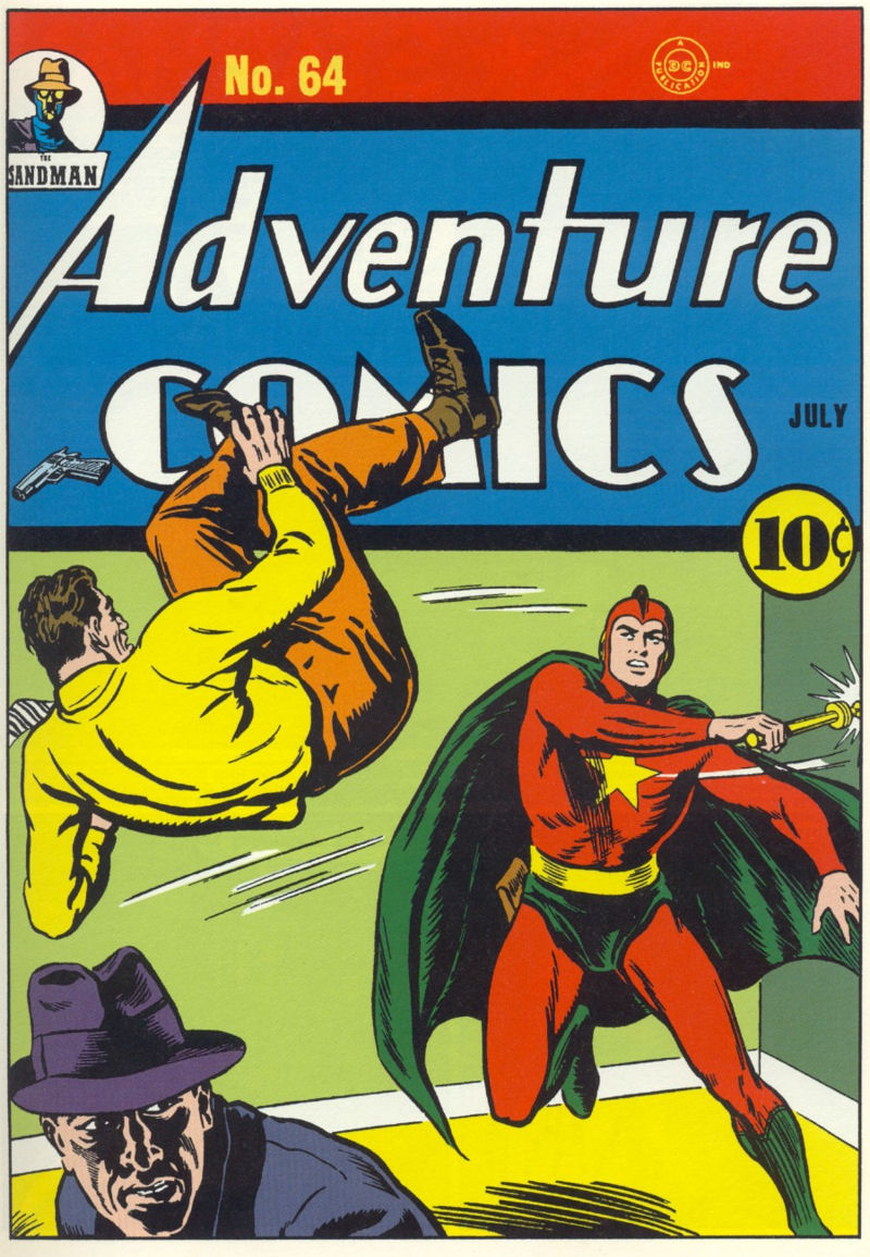 Adventure Comics Vol 1 64