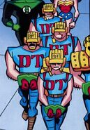Demolition Team DCAU 01