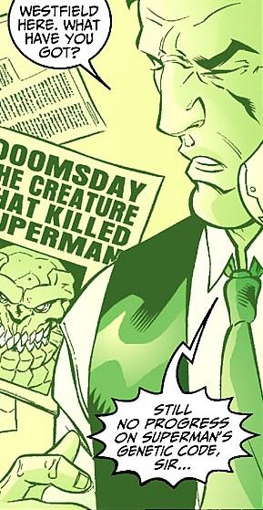 Doomsday (World Without Young Justice)