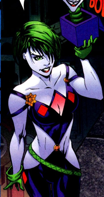 Duela Dent (Titans Tomorrow)