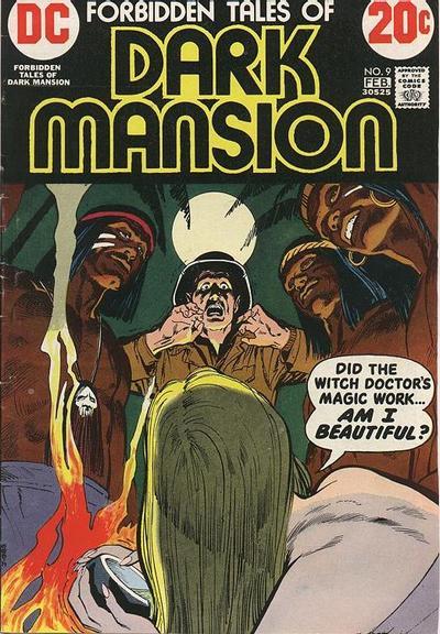 Forbidden Tales of Dark Mansion Vol 1 9