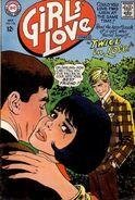 Girls' Love Stories Vol 1 130