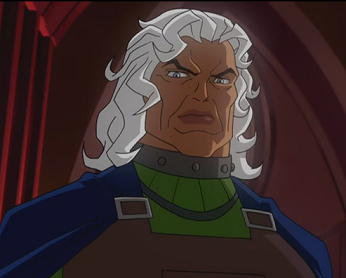 Granny Goodness (Superman/Batman)