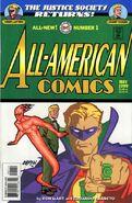 JSA Returns All-American Comics Vol 1 1