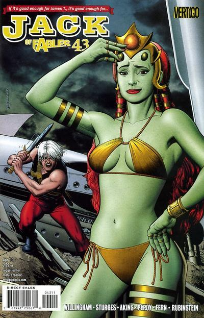 Jack of Fables Vol 1 43